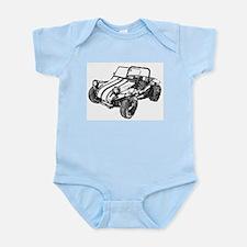 Retro Dune Buggy Infant Bodysuit