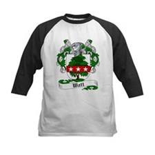 Watt Family Crest / Coat of Arms Tee
