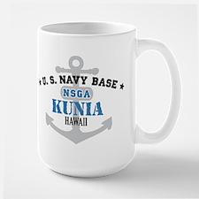 US Navy Kunia Base Mug