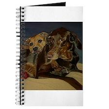 Doberman/Labrador Mix & Pitbu Journal
