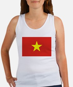 Flag of Vietnam Women's Tank Top