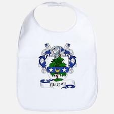 Watson Coat of Arms / Family Crest Bib