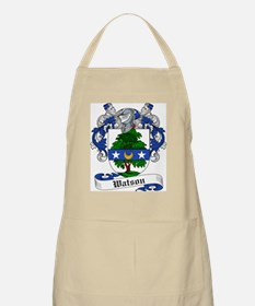 Watson Coat of Arms / Family Crest BBQ Apron