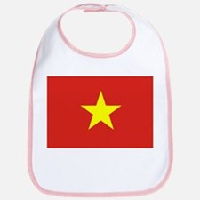 Flag of Vietnam Bib