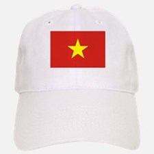 Flag of Vietnam Baseball Baseball Cap