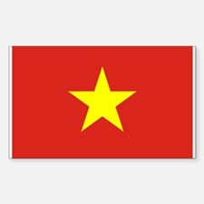 Flag of Vietnam Decal