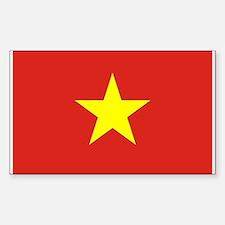 Flag of Vietnam Decal