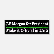 2012 Election Stupidity Car Magnet 10 x 3