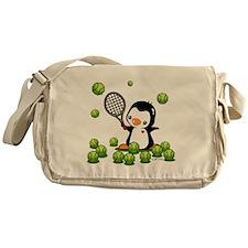Tennis (22) Messenger Bag