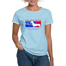 Major League Daschund T-Shirt
