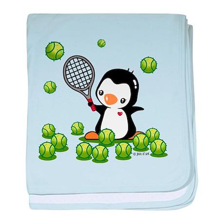 Tennis (22) baby blanket