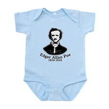 Edgar Allan Poe Tribute Infant Bodysuit