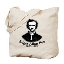 Edgar Allan Poe Tribute Tote Bag