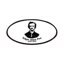 Edgar Allan Poe Tribute Patches