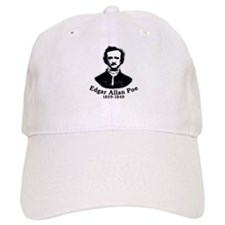 Edgar Allan Poe Tribute Baseball Cap