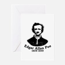 Edgar Allan Poe Tribute Greeting Cards (Pk of 10)