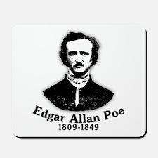 Edgar Allan Poe Tribute Mousepad