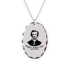 Edgar Allan Poe Tribute Necklace