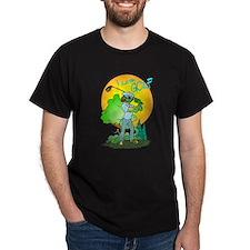 I Love GOLF Lizard T-Shirt