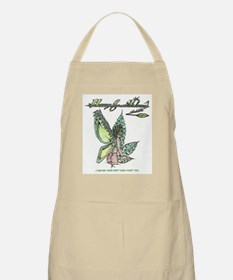 mary jane blunt(fairy) Apron