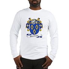 Wardlaw Coat of Arms / Scottish Long Sleeve T-Shir