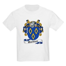 Wardlaw Coat of Arms / Scottish Kids T-Shirt