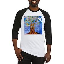 Tree of Life Design Baseball Jersey