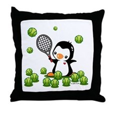 Tennis (22) Throw Pillow
