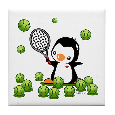 Tennis (22) Tile Coaster