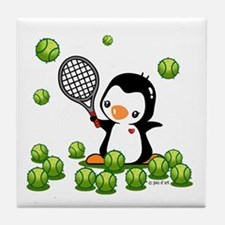 Tennis (22) Tile Coaster