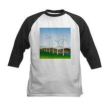 Wind Turbines Tee