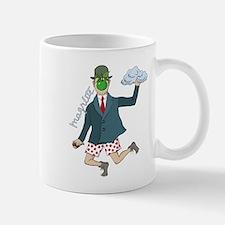 Art Magritte Funny Humor Mug