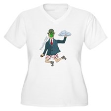 Art Magritte Funny Humor T-Shirt