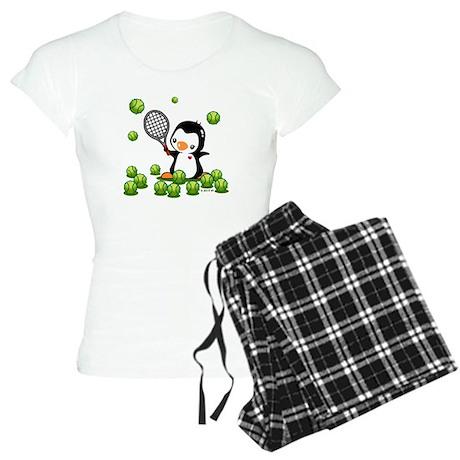 Tennis (22) Women's Light Pajamas