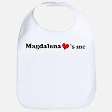 Magdalena loves me Bib