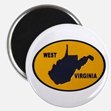 """ALMOST HEAVEN 2.25"""" Magnet (10 pack)"""