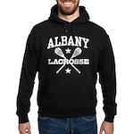 Albany Lacrosse Hoodie (dark)