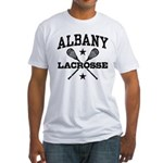 Albany Lacrosse Fitted T-Shirt