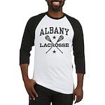 Albany Lacrosse Baseball Jersey