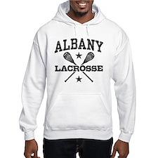 Albany Lacrosse Hoodie Sweatshirt