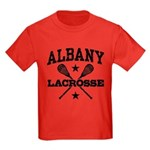Albany Lacrosse Kids Dark T-Shirt