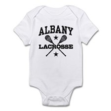 Albany Lacrosse Infant Bodysuit