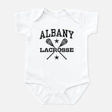 Albany Lacrosse Infant Bodysuit