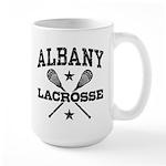Albany Lacrosse Large Mug