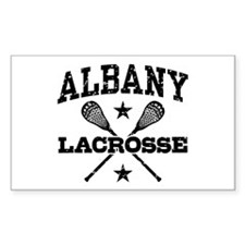 Albany Lacrosse Decal