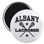 Albany Lacrosse Magnet