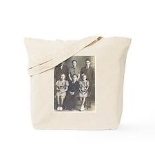Children of Virgil Sutherlin Tote Bag