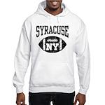 Syracuse NY Football Hooded Sweatshirt