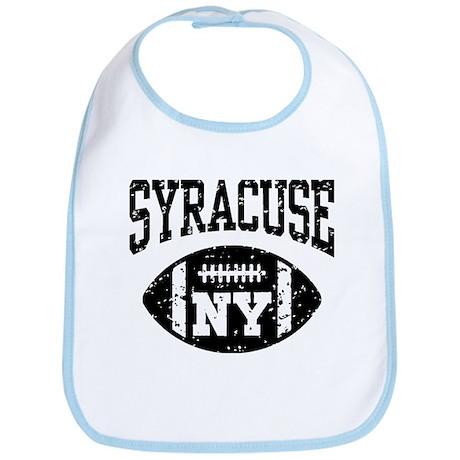 Syracuse NY Football Bib