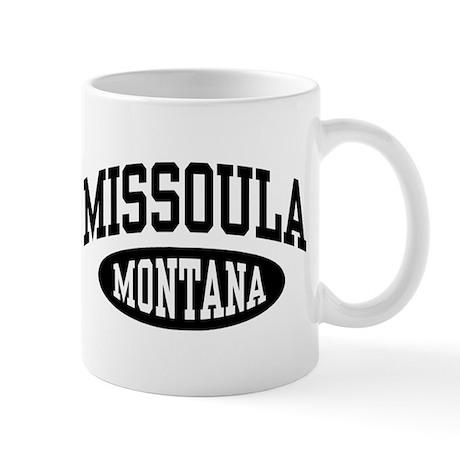 Missoula Montana Mug